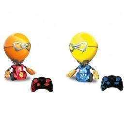 Figuras Eletrônicas de Controle Remoto - Robo Kombat Boom Balão - Silverlit - DTC