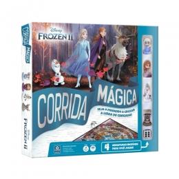Jogo Corrida Mágica - Frozen 2 - Copag