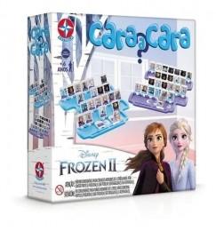 Jogo Cara a Cara - Frozen - Estrela