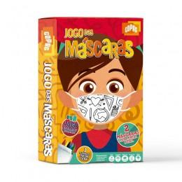 Jogo das Máscaras  - Copag