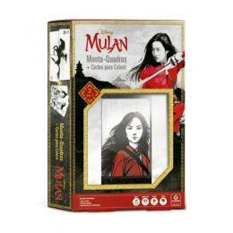 Jogo de Cartas - Mulan - Monta Quadros - Copag