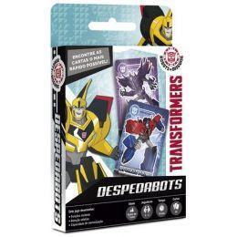 Jogo de Cartas - Despedabots - Transformers - Copag