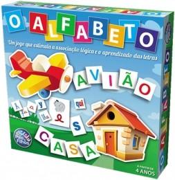 Jogo Educativo - O Alfabeto - Pais e Filhos
