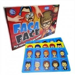 Jogo Face a Face - Pais e Filhos