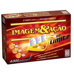 Jogo Imagem & Ação - No Limite - Grow