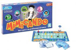 Jogo Mimicando - Nig Brinquedos