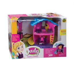 Judy Casinha de Boneca - Quartinho - Samba Toys