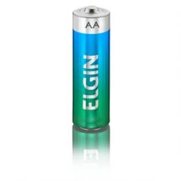 Kit com 2 Pilhas Alcalinas AA - Elgin
