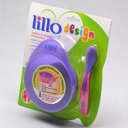 Kit Refeição - Muda de Cor - Lillo