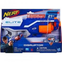 Lança Dardo Nerf Elite - Disruptor - Hasbro