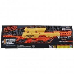 Lançador Nerf - Wolf LR-1 - Nerf Alpha Strike - Hasbro