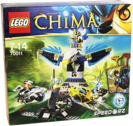 Lego Legends of Chima - Castelo da Águia - 70011