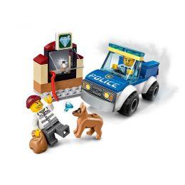 Lego - City - Unidade de Cães Policiais - 60241