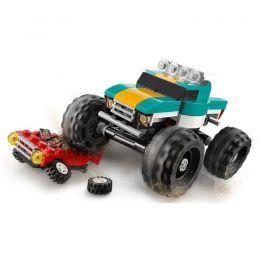 Lego - Creator - Caminhão Monstro - 3 em 1 - 31101