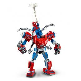 Lego - Marvel - Robô Spider-Man - Homem Aranha - 76146