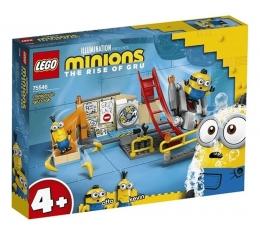 Lego Minions no Laboratório do Gru - 87 Peças - 75546