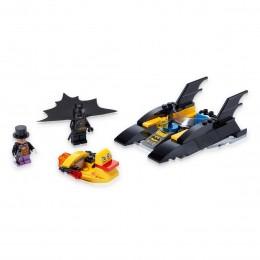 Lego - Perseguição do Pinguim com BatBarco - 76158
