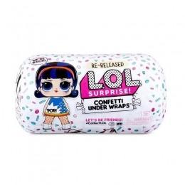 LOL Surprise - Confetti Under Wraps - 15 Surpresas - Candide