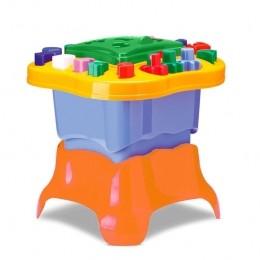 Mesinha de Atividades - Baby Land - Menino - Brinquedos Cardoso