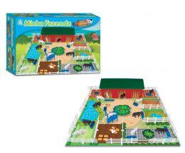Minha Fazenda - 41 peças - Nig Brinquedos