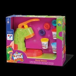 Massa de Modelar - Mister Massas - Diver Toys