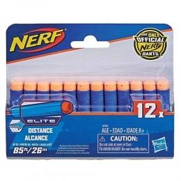 Nerf - Refil de Dardos - 12 Dardos - Hasbro