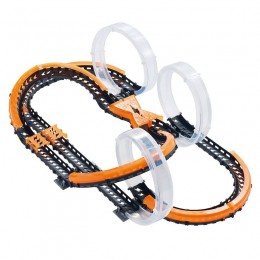 Pista Hot Wheels - Wave Racers - Triplex Skyloop - Fun