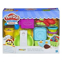 Massinha Play-Doh - Diversão No Mercado - Hasbro
