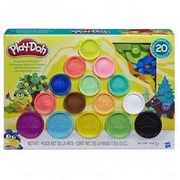 Play-Doh - Montanha de Cores - Hasbro