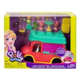 Polly Pocket - Food Truck 2 em 1 - Mattel