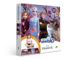 Quebra-Cabeça Grandão - Frozen 2 - 120 Peças - Toyster