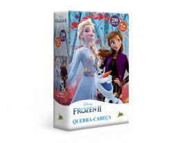 Quebra-Cabeça - Frozen 2 - 200 Peças - Toyster