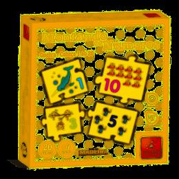 Quebra-Cabeça - Montando os Números - Brincadeira de Criança