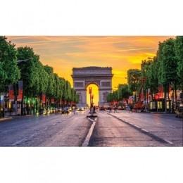 Quebra Cabeça - Paris - 500 Peças - Pais e Filhos