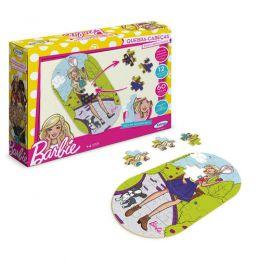 Quebra-Cabeça - Barbie - 56 peças - Xalingo