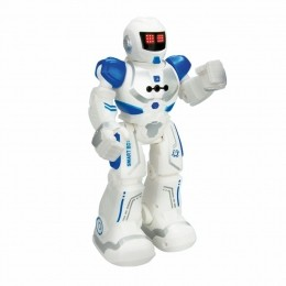 Boneco Robô Inteligente com Controle Remoto - 26,5 cm - Xtrem Bots - Smart Bot - Fun