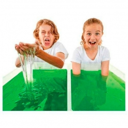 Slime Play Verde - Sunny