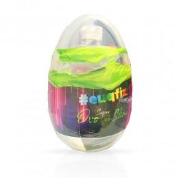 Kit de Slimes - EuQFiz - Embalagem de Páscoa - Grande - I9 Brinquedos