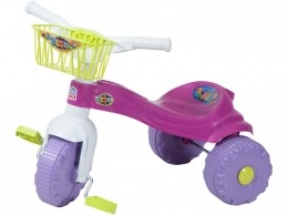 Triciclo Infantil - Tico-Tico - Festa Rosa - Magic Toys