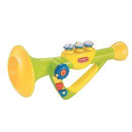 Trompete Baby - Com Som e Luz - Adijomar