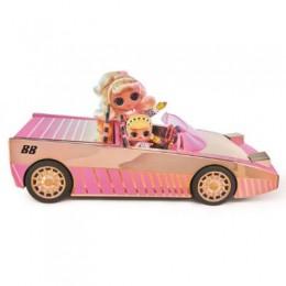 Veiculo e Boneca - LOL Surprise! - Car Pool Coupe - Dance Floor - Candide