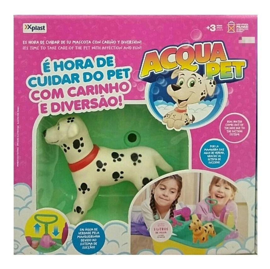 Acqua Pet - Banho Cachorrinho - Xplast