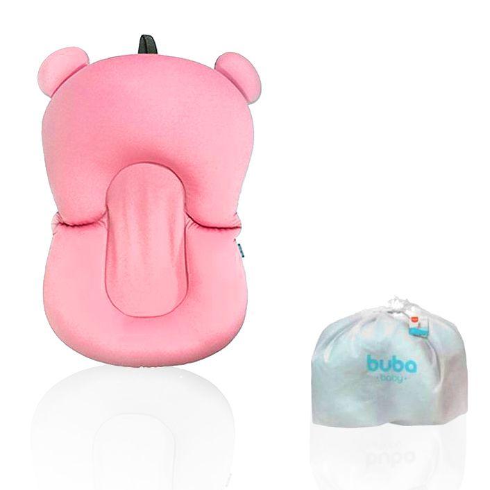 Almofada Banho - Baby Rosa - Buba