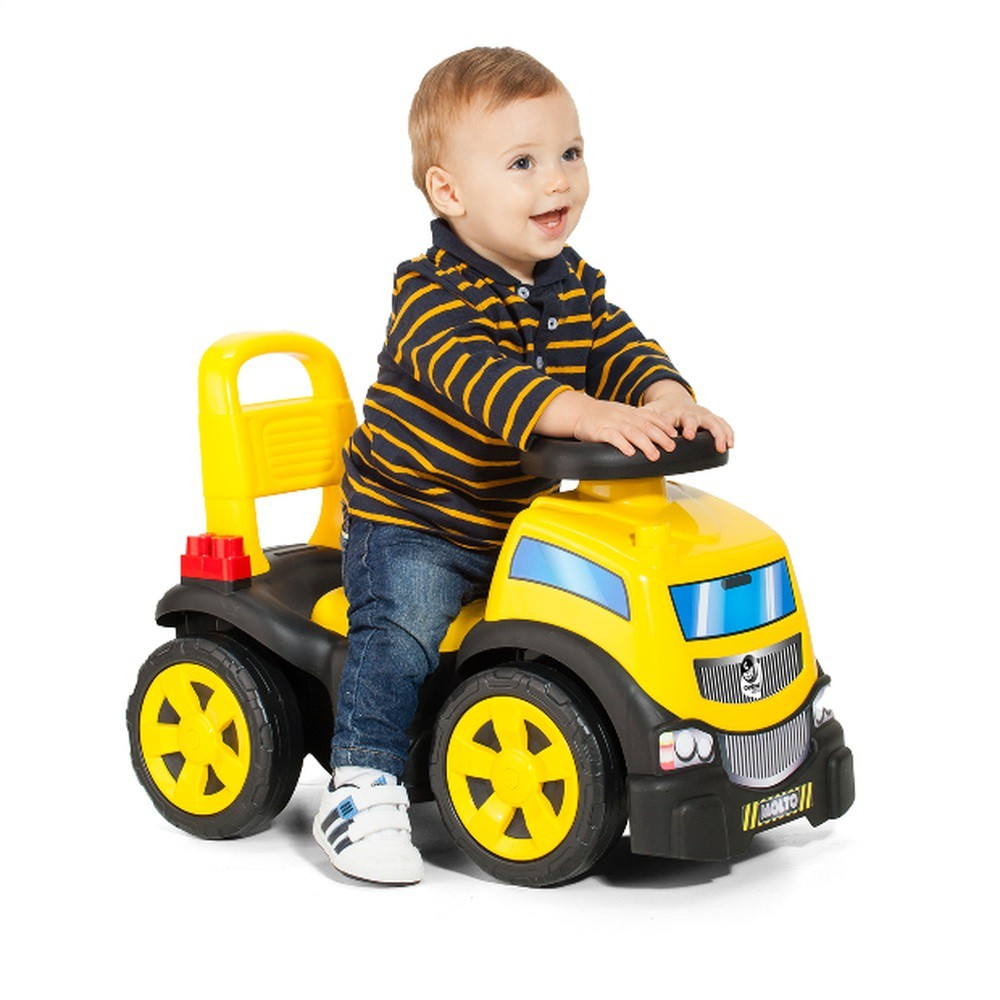 Andador - Baby Land - Blocks Truck in Ride On - Menino - Cardoso Brinquedos