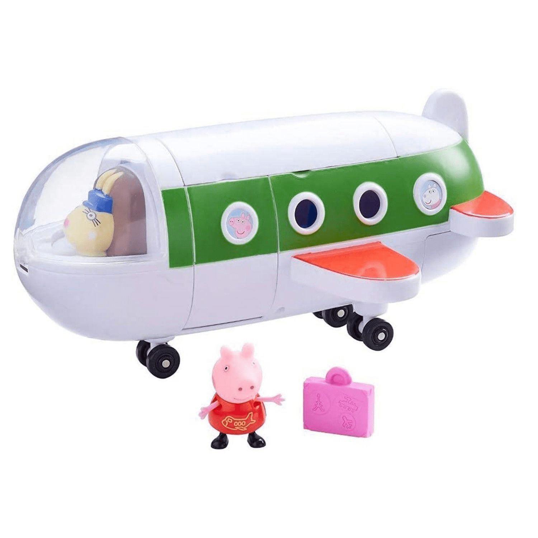 Avião da Peppa - Peppa Pig - Sunny