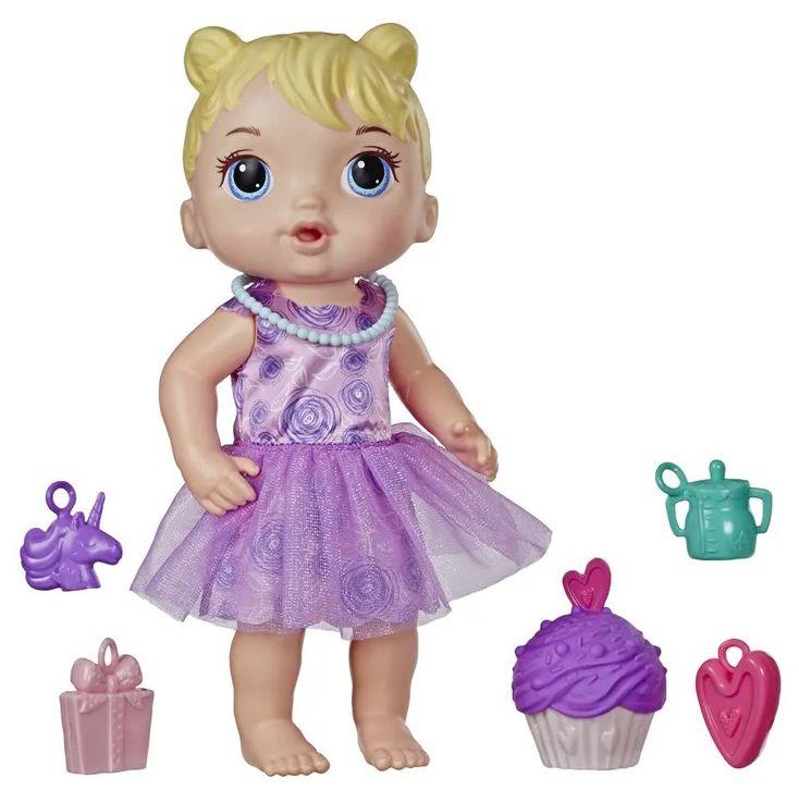 Baby Alive - Festa de Presentes - Loira - Hasbro