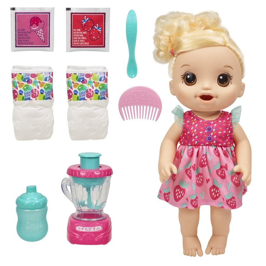 Boneca Baby Alive - Misturinha - Loira - Hasbro