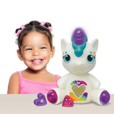 Baby Unicórnio com Atividades - Elka