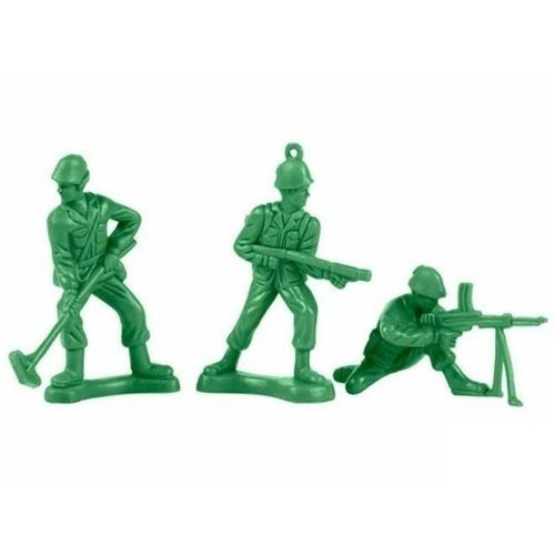 Balde de Soldados - 60 peças - Toy Story - Toyng