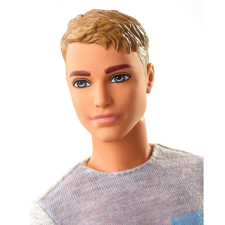 Boneco Ken - Barbie Dreamhouse Adventures - Mattel